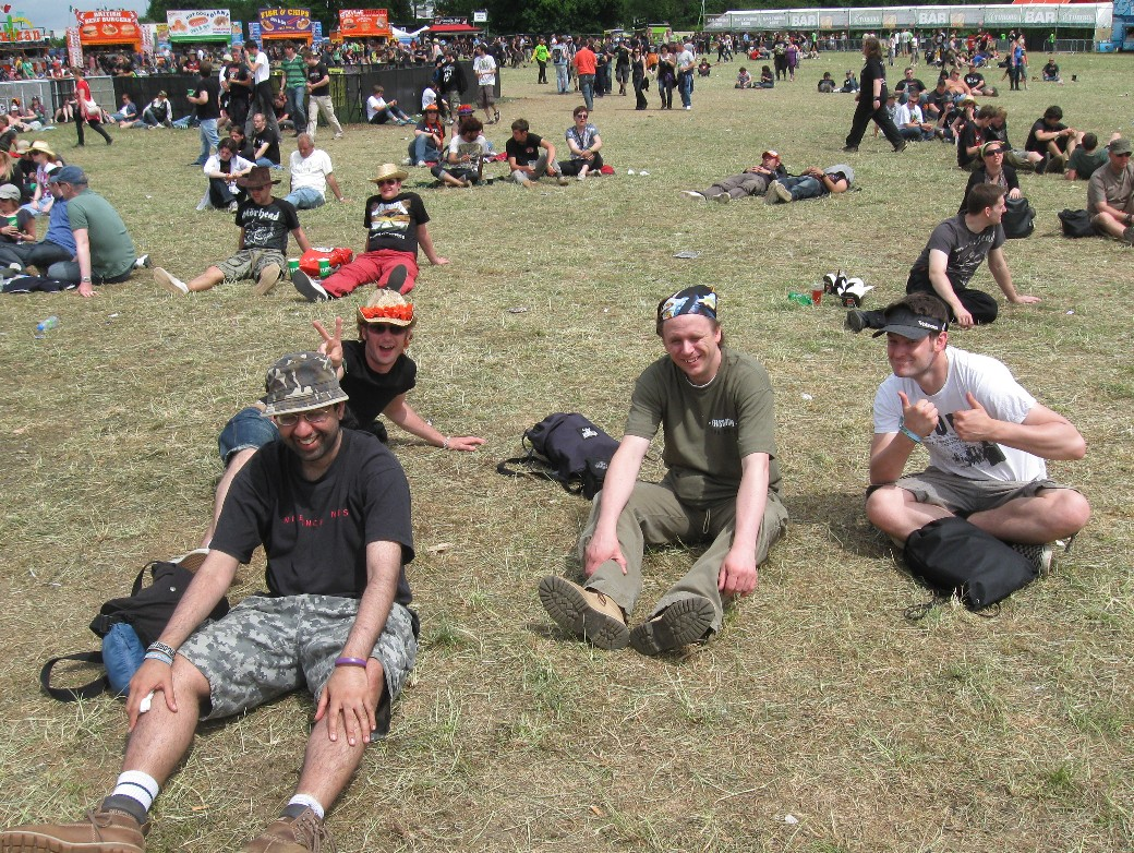 Download Festival 2010 Sunday Review – KEEP IT FAST, Progressive